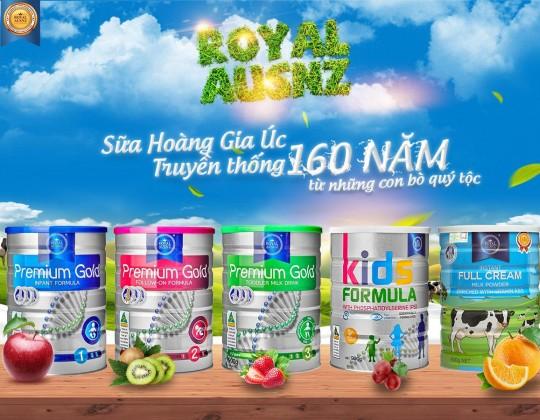[Review] Sữa Hoàng Gia Royal Ausnz có tăng cân không, phản hồi thực tế từ các mẹ